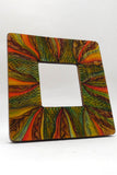 "3.5"" x 3.75"" Frame ""Red Jungle"""