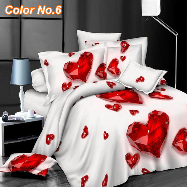 3D Comforter Bedding Sets