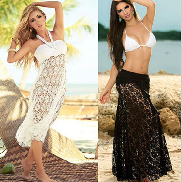 Black and White Sexy Beach Wear - Chic128