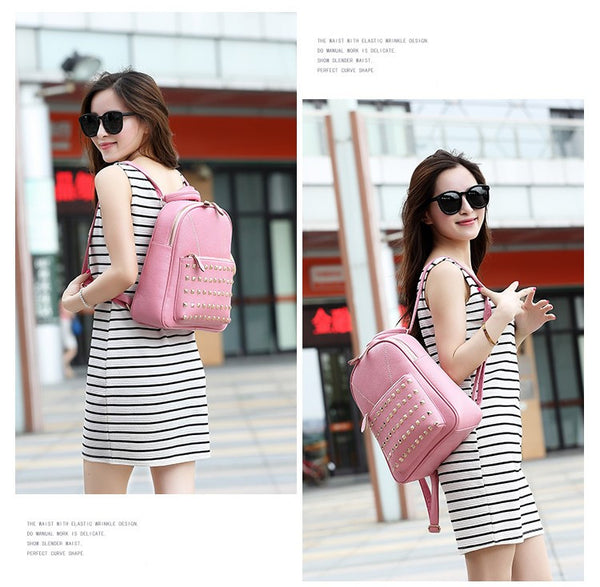Fashion backpack - Chic128