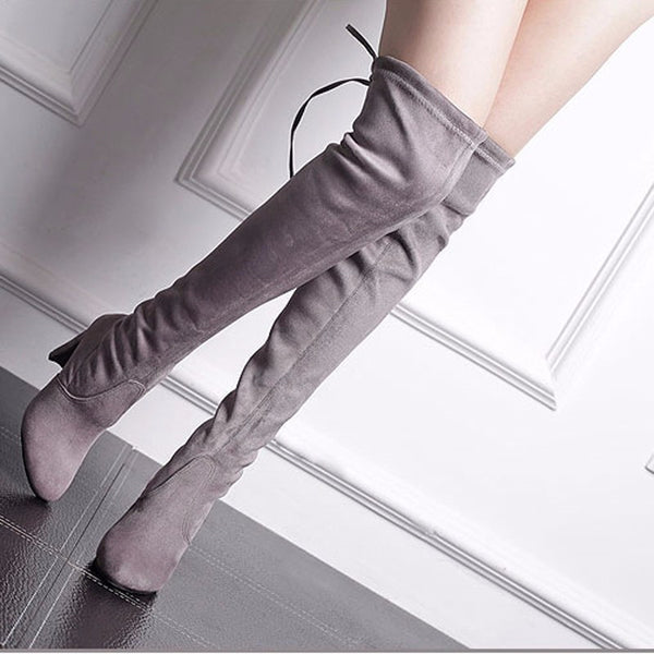 Women's Gorgeous Over-The-Knee Boots