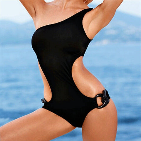 New Designer Women One Piece Swimwear Swimsuit - Chic128