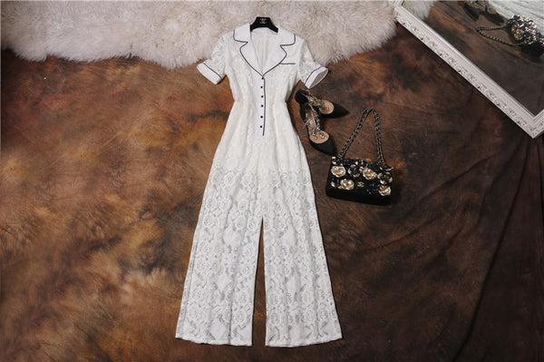 Street Fashion Temperament Ladies Jumpsuit - Chic128