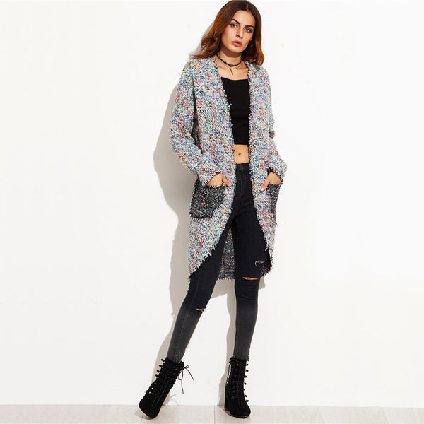 Women Winter Elegant Long Coat - Chic128