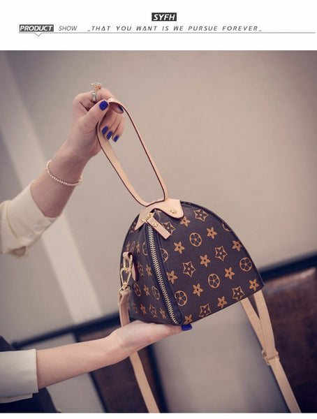 Printing Mini High Quality Women Shoulder Cross body Bags - Chic128