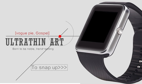 [ Top Seller] Bluetooth Smart Watch For Apple Android OS Phone