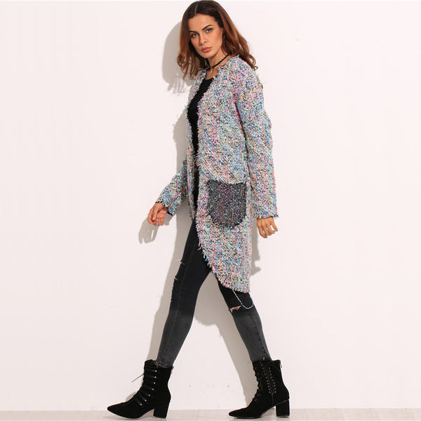 Women Winter Elegant Long Coat