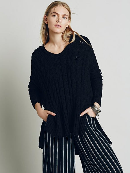 Hand Knitted Sweaters for women - Chic128