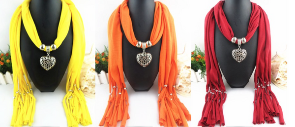 Jewelry Scarves - Chic128