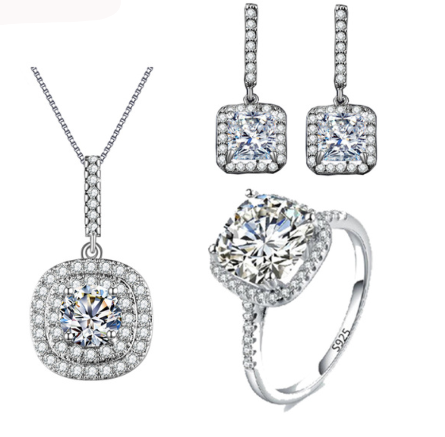 Crystal Jewelry Sets for Women - Chic128