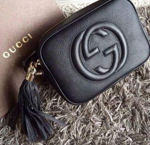 Double G Single Shoulder Bag