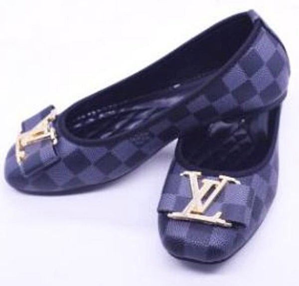 LV Louis Vuitton Popular Women Princess High Heels High-Heeled Shoes Sandals Coffee Plaid - Chic128