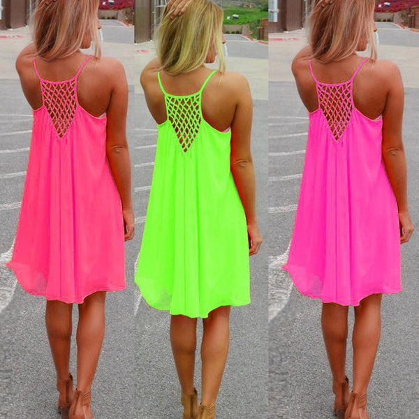 Women Beach Summer Dress