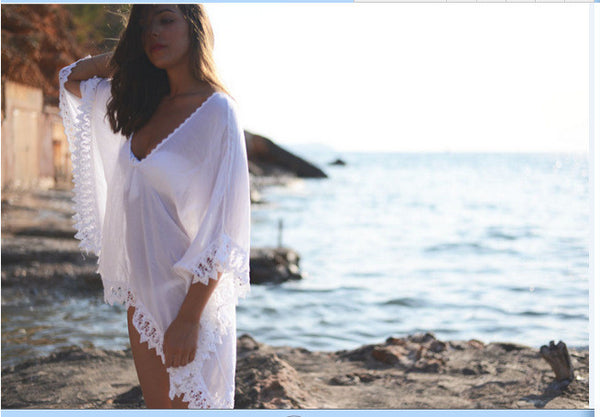 Women's Beach Wear Chiffon