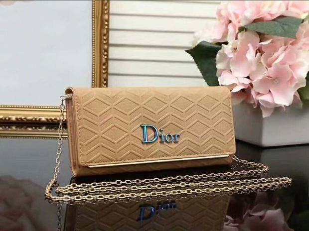 DIOR Women Fashion Shopping Leather Shoulder Bag Satchel Crossbody - Chic128