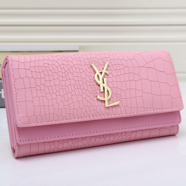 Women Leather Multicolor Wallet Purse for sale for holiday gift - Chic128