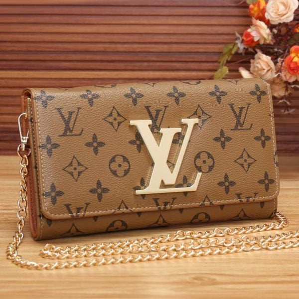 LV Women Purse Shopping Leather Shoulder Bag Crossbody For Holiday Gift On Sale - Chic128