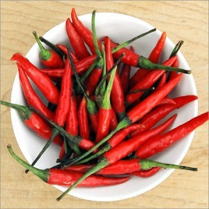Hot Chili Pepper Collection - Exotic Varieties