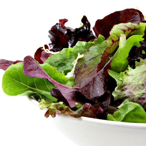 Baby Lettuce Mix - 15 Tender Varieties