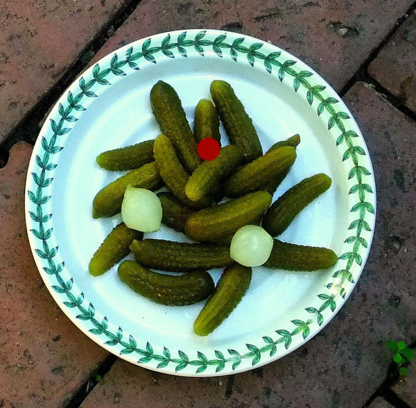 French Cornichons - Pickling Cucumbers
