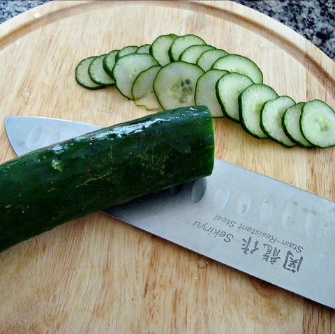 Yamato Sanjaku   Japanese Heirloom Cucumber