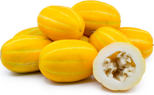 Cucumis melo, Early Silver Line Melon, Korean Heirloom, 10 seeds