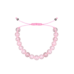 The Rose Quartz Bracelet