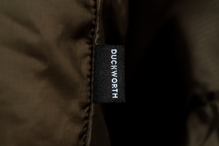 Duckworth WoolCloud Snap Shirt