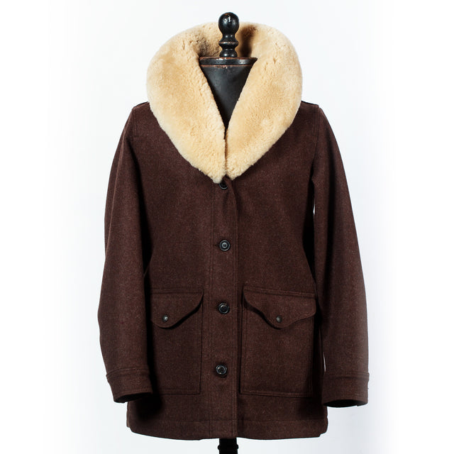 Filson Wool Trapper Coat