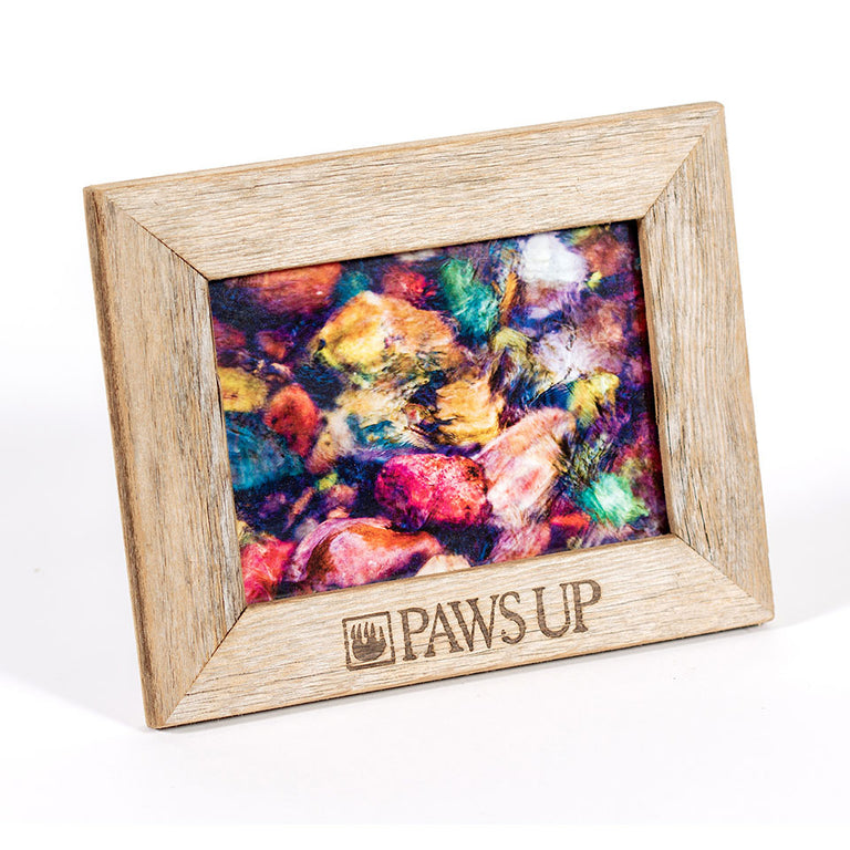 Paws Up 5x7 Frame