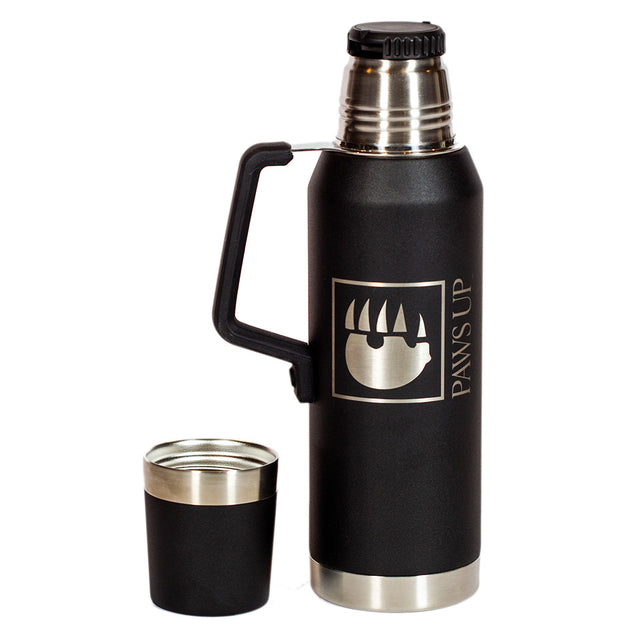 Stanley Paws Up Engraved Thermos
