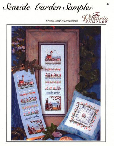 60041 Seaside Garden Sampler, The Victoria Sampler