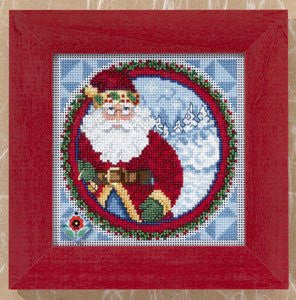 JS149201 Santa Claus, Kit, Jim Shore