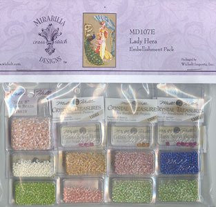 Lady Hera Embellishment Pack, Mirabilia Designs