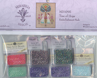 Tree of Hope Embellishment Pack. Miriabilia Designs