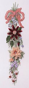 1607 Hanging Bouquet