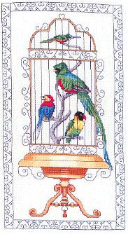 Bird Cage, The. Vickery Collection