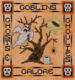Goblins, Gost & Ghoulies, Glendon Place