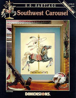 Southwest Carousel, Dimensions