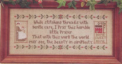 A Stitcher\'s Prayer