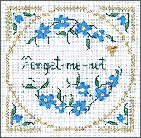 2-6 Forget Me Not