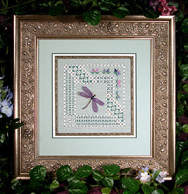 Dragonfly Lace Sampler