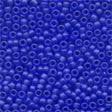 60020 Royal Blue, Seed Bead, Frosted, Mill Hill Beads