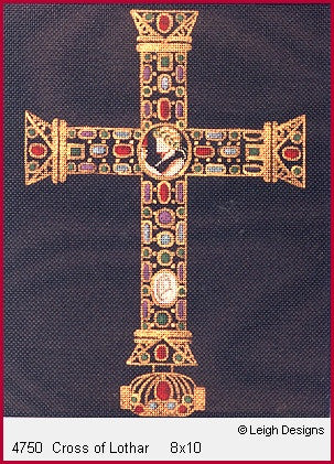 4750 Cross of Lothar