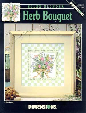 Herb Bouquet, Dimensions