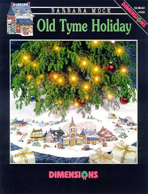 Old Tyme Holiday, Dimensions