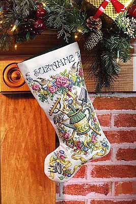 Gardener\'s Christmas Stocking