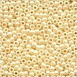 00123 Cream, Seed Beads, Mill Hill Beads