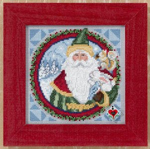 JS149204 Father Christmas, Kit, Jim Shore