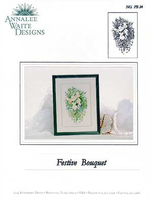 Festive Bouquet, Annalee Waite Designs
